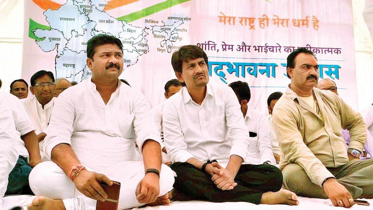 Will spread Sadbhavna in Uttar Pradesh, Bihar, says Gujarat Congress MLA Alpesh Thakor