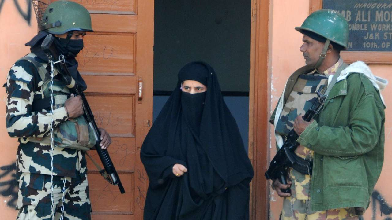 J K Ulb Third Phase Polls Low Turnout Continues With Only 3 49 Voting In Militancy Hit Kashmir