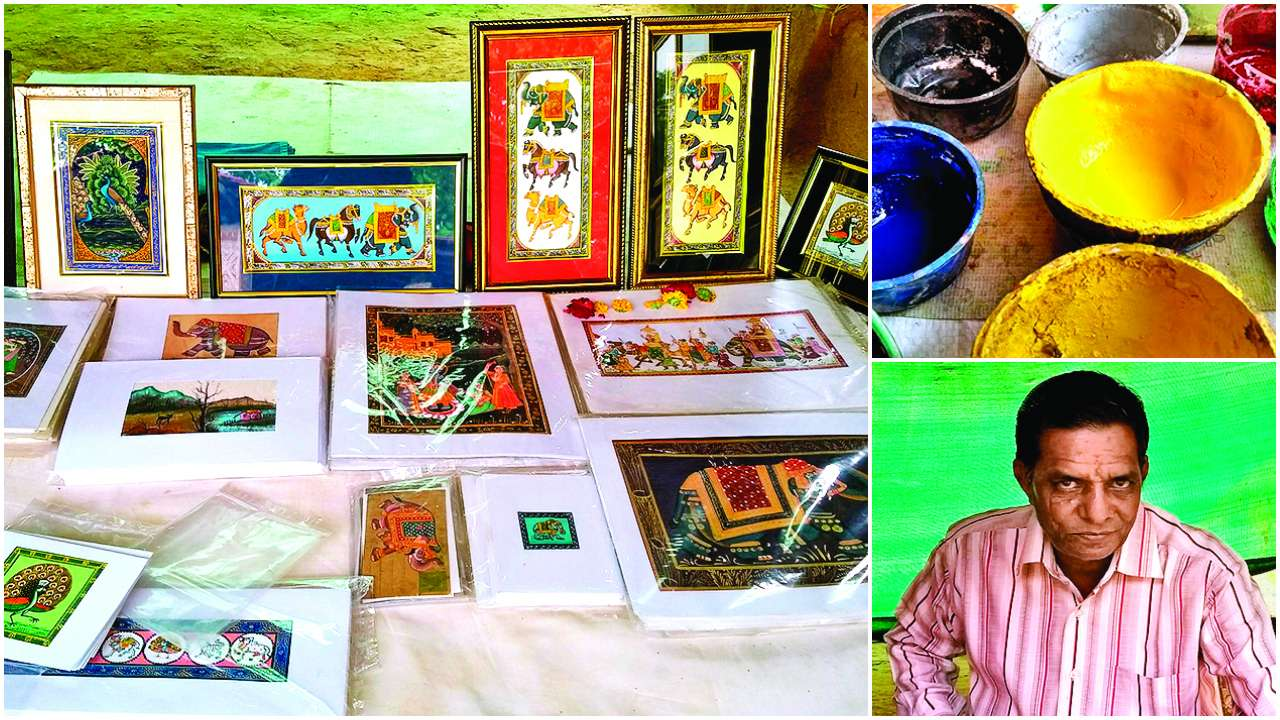 Art From The Heart Of Rajasthan