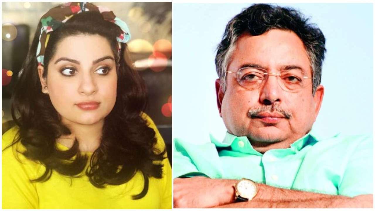 Vinod Dua accused of sexual harassment