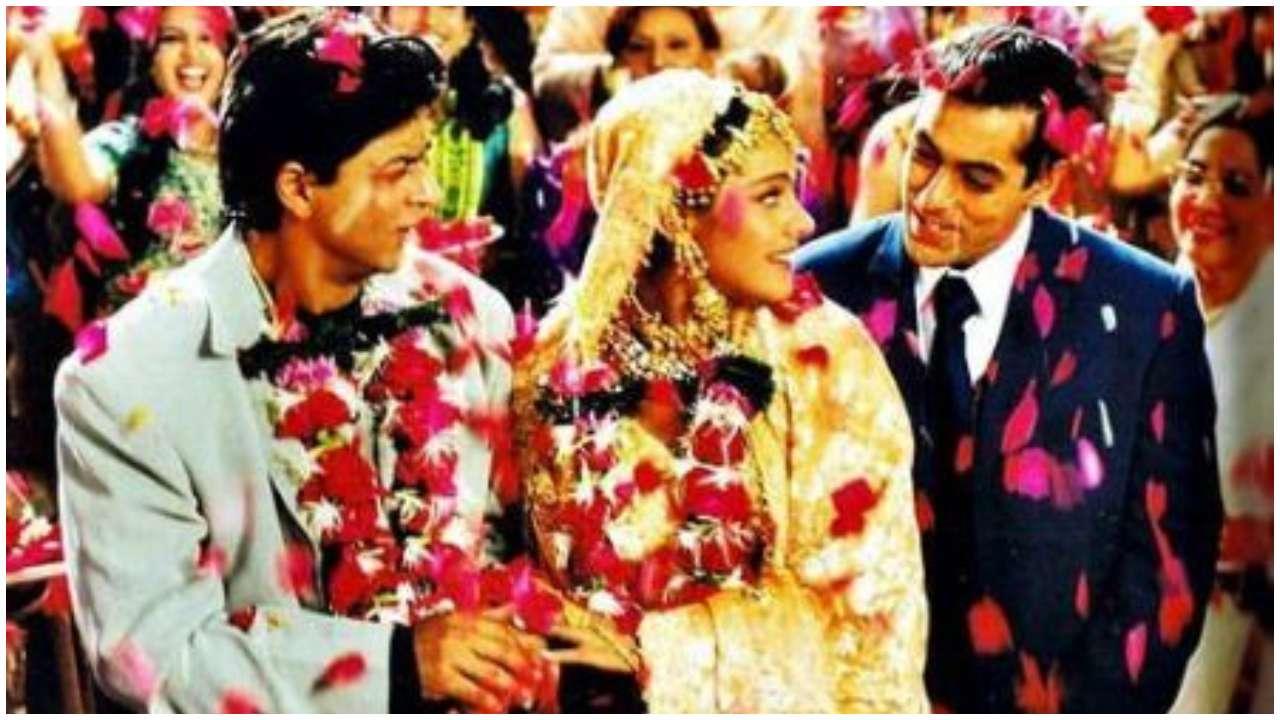 Image result for kuch kuch hota hai anjali married scene