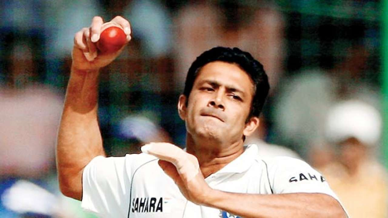 Happy Birthday Anil Kumble: From 'Perfect 10' to 'bowling with ...