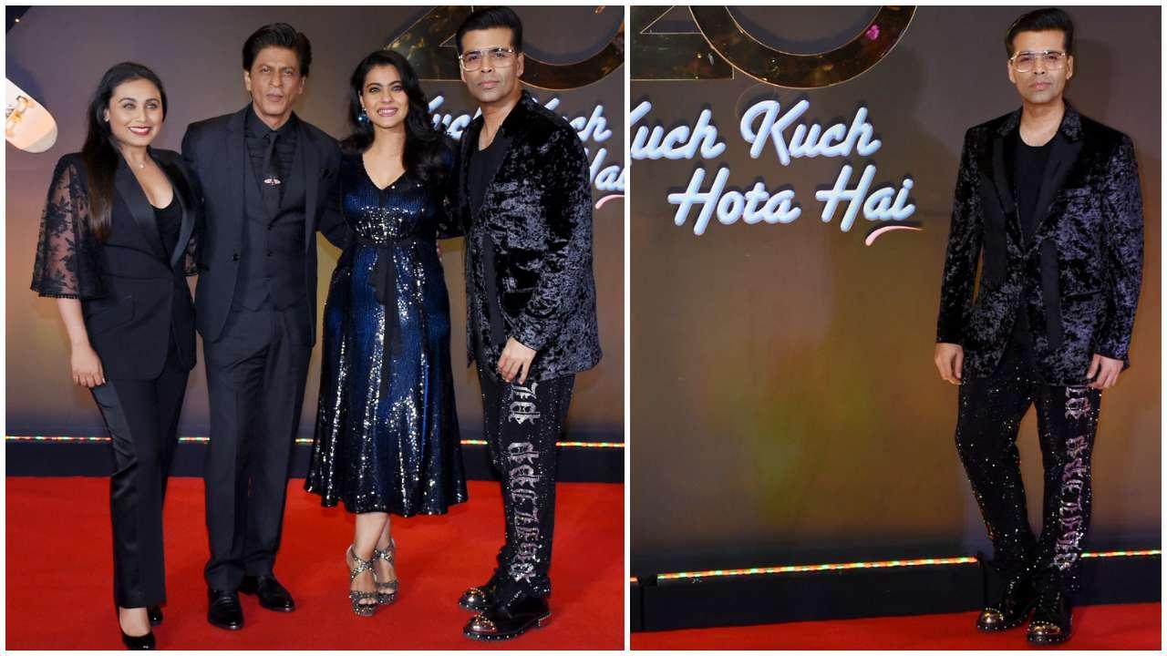 20 Years Of Kuch Kuch Hota Hai Shah Rukh Khan Kajol Rani