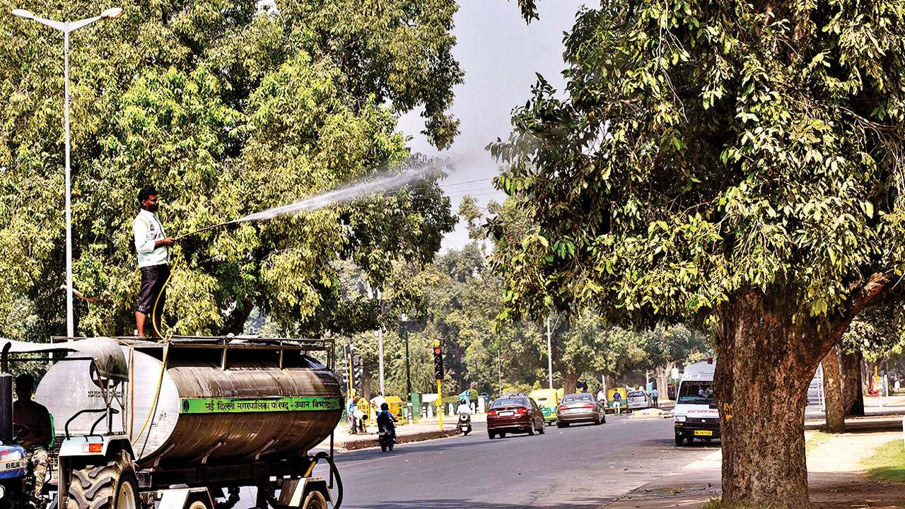 Delhi: Air quality slips to 'very poor', worse days ahead