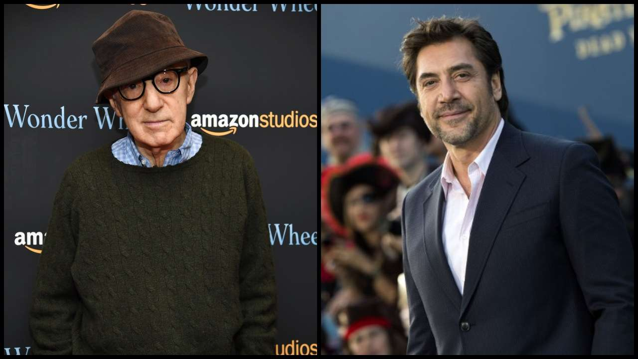 Javier Bardem does not agree with 'public lynching' of Woody Allen