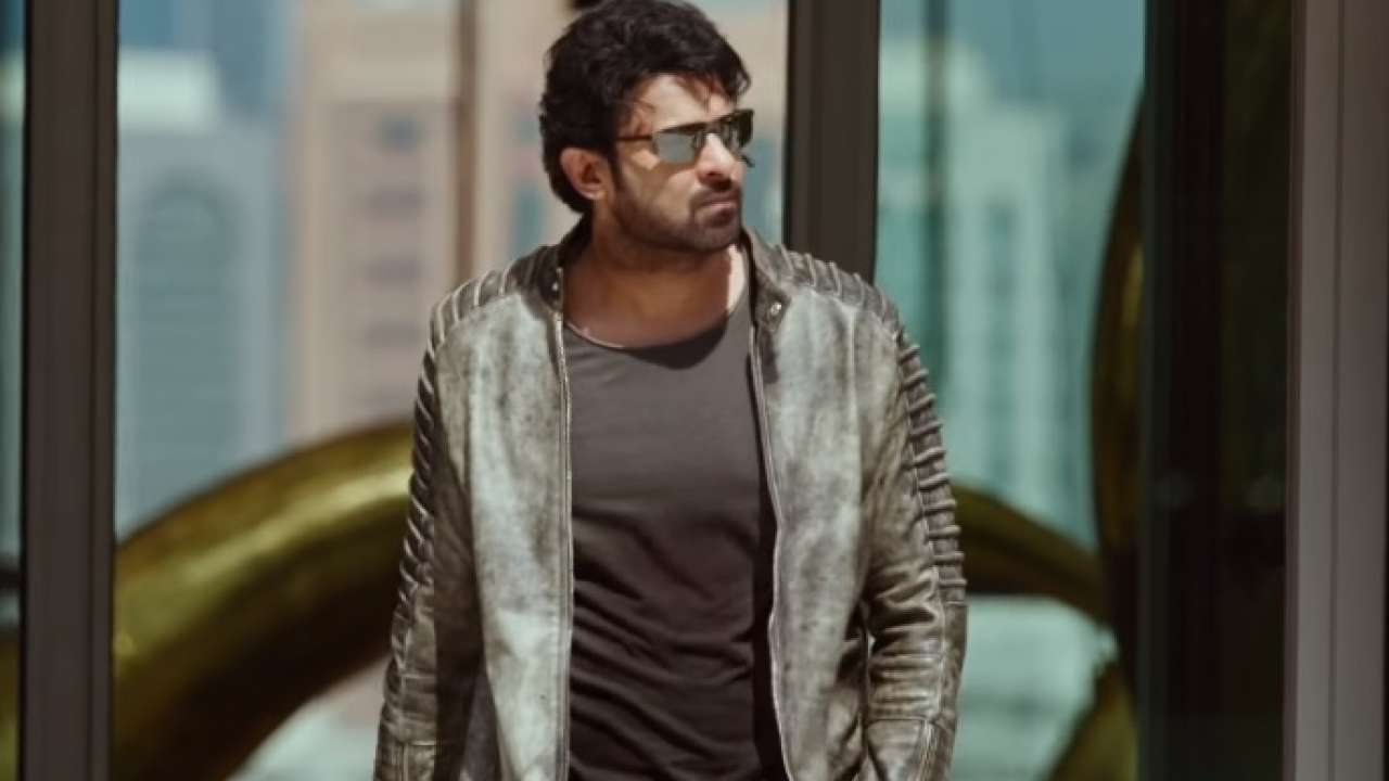 Shades of Saaho Chapter 1 featuring Prabhas clocks over 10 ...