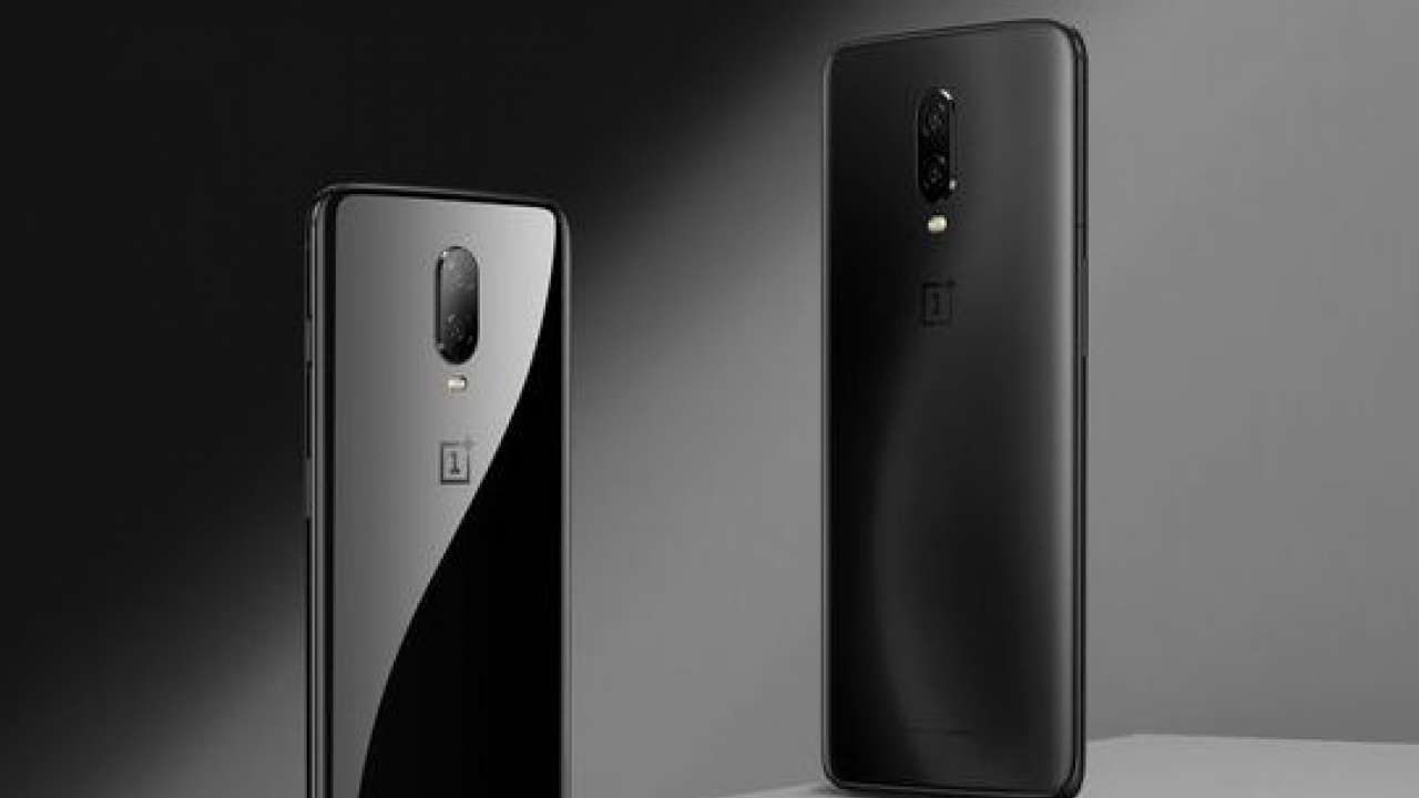 OnePlus 6T launched in India