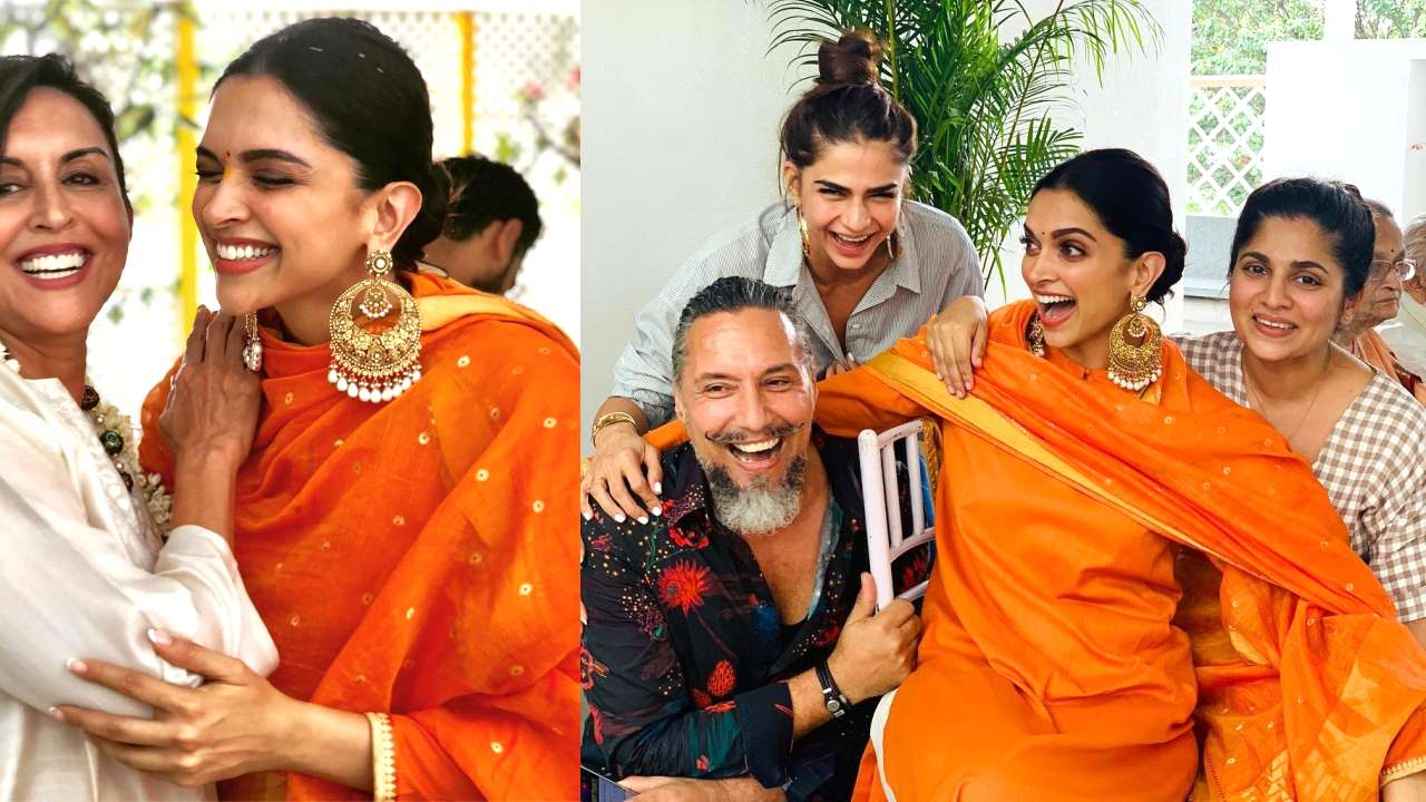 Deepika Padukone's wedding festivities kick off with a ...