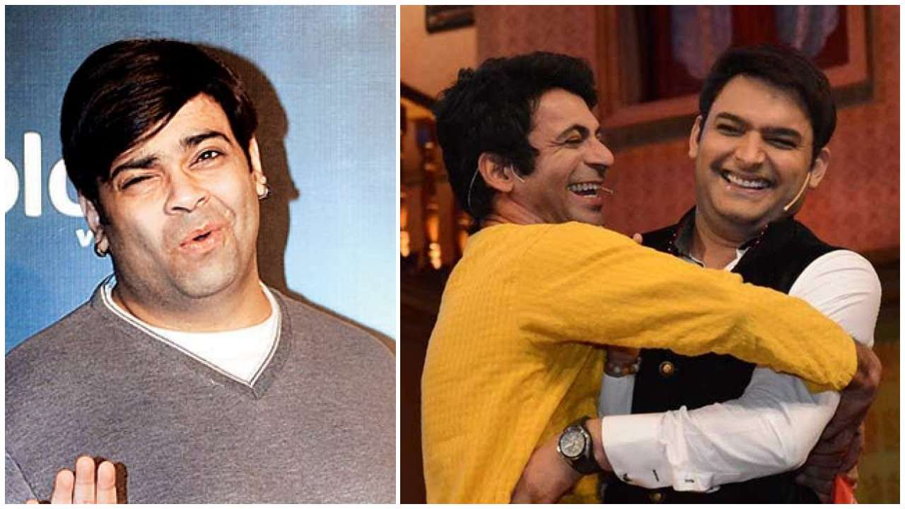 As of now' Sunil Grover and Kapil Sharma to not come