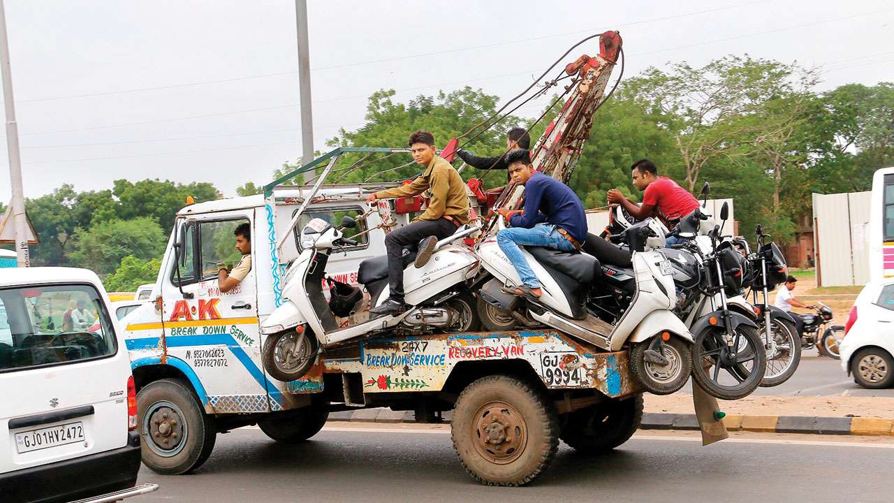 Ahmedabad Traffic police launch app to recover pending e