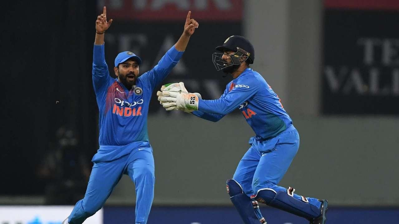 Leaving Virat Kohli, MS Dhoni behind, Rohit Sharma makes world record as India's captain