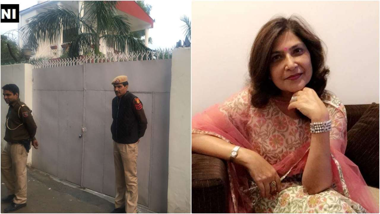 Delhi Fashion Designer Mala Lakhani And Her House Help Murdered Three Confess To Crime