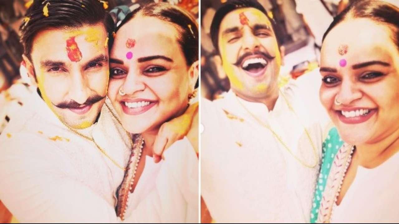 #DeepVeer Wedding: Shanoo Sharma shares adorable pictures ...