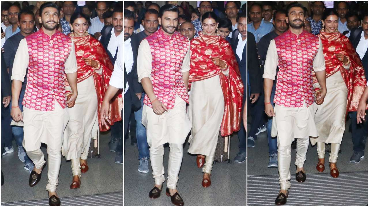 Make a way for Mr. and Ranveer Singh