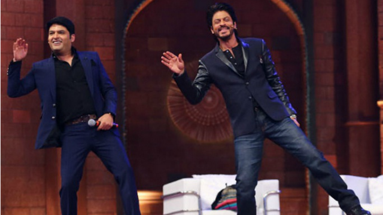 Rumour has it: Shah Rukh Khan to grace the first episode of