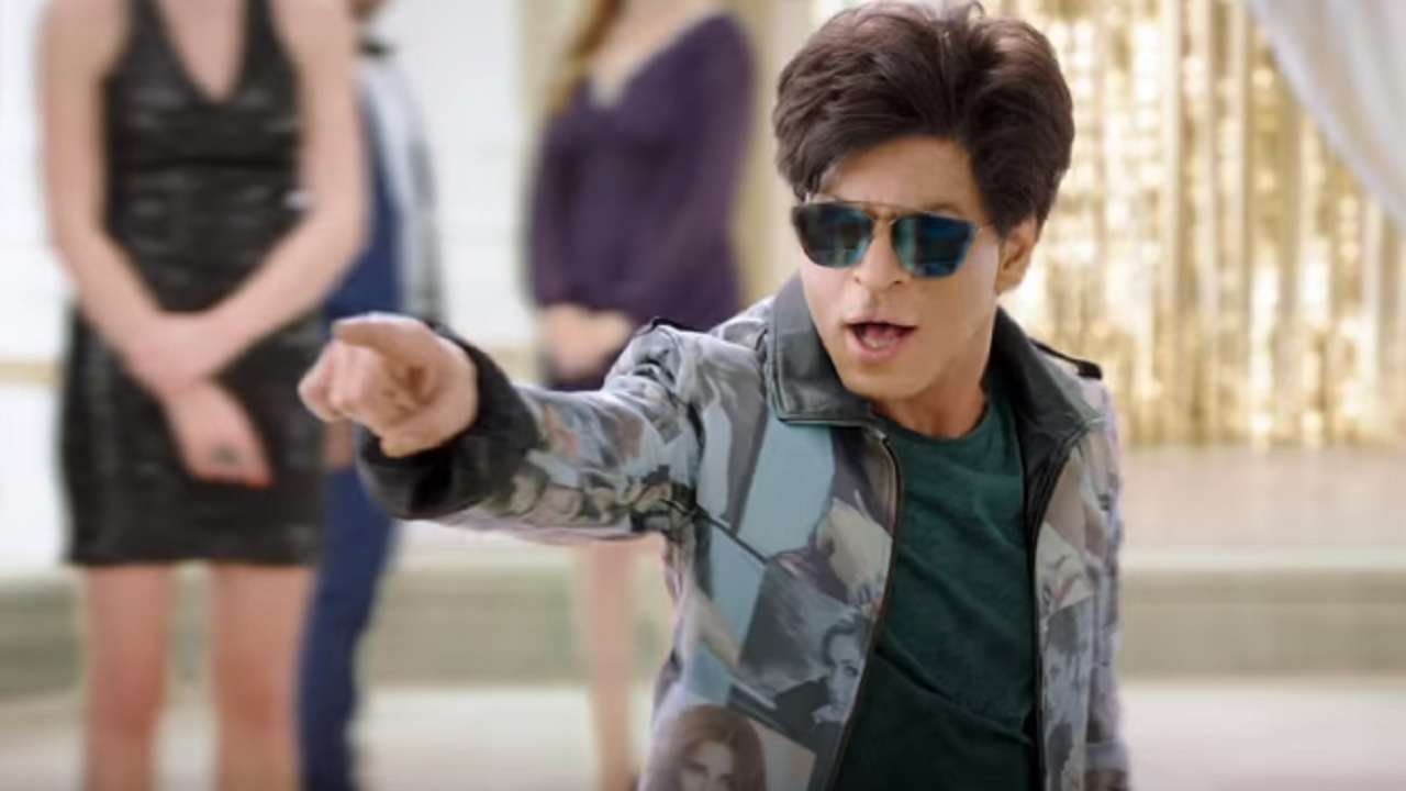 Heres When The First Song Of Shah Rukh Khan Starrer Zero Will Be Out