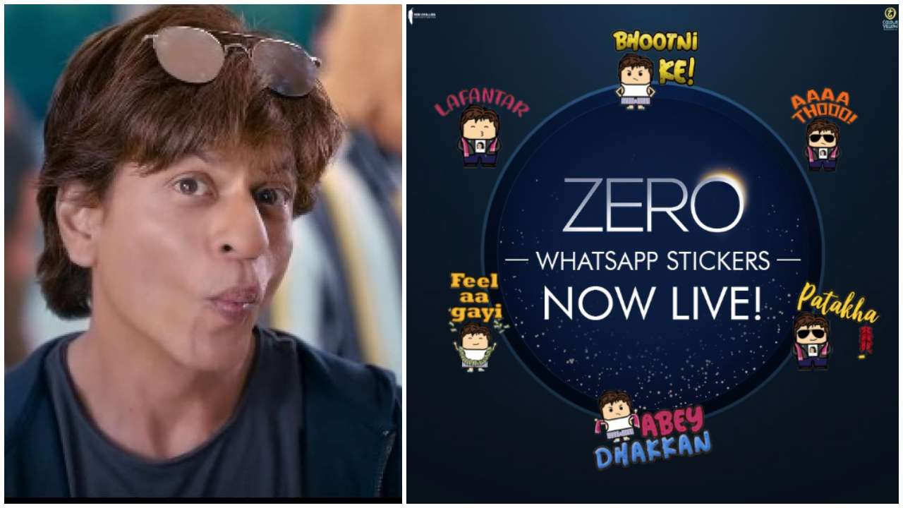 Shah Rukh Khans Zero Becomes First Bollywood Film To Have
