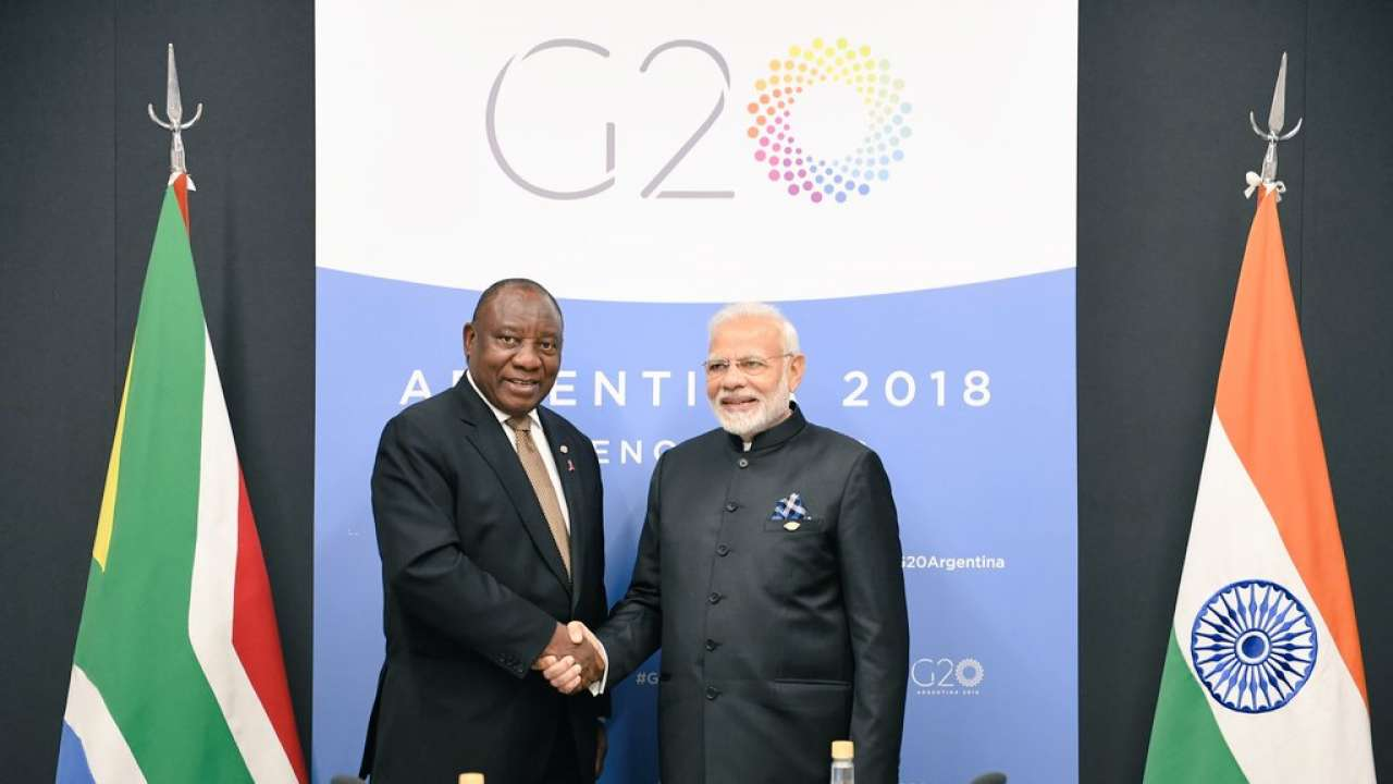 Image result for South african president invited as chief guest