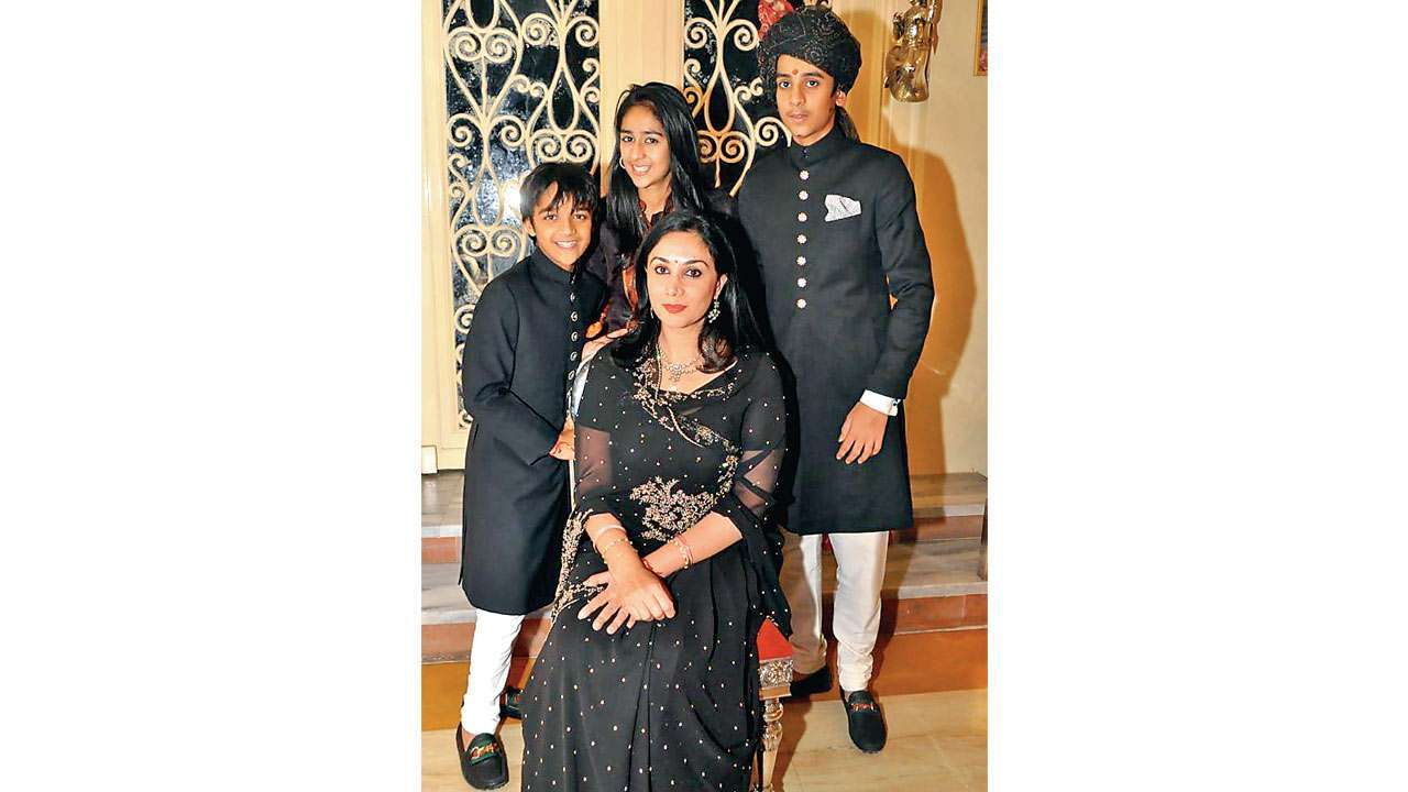 Jaipur Princess filed for Divorce