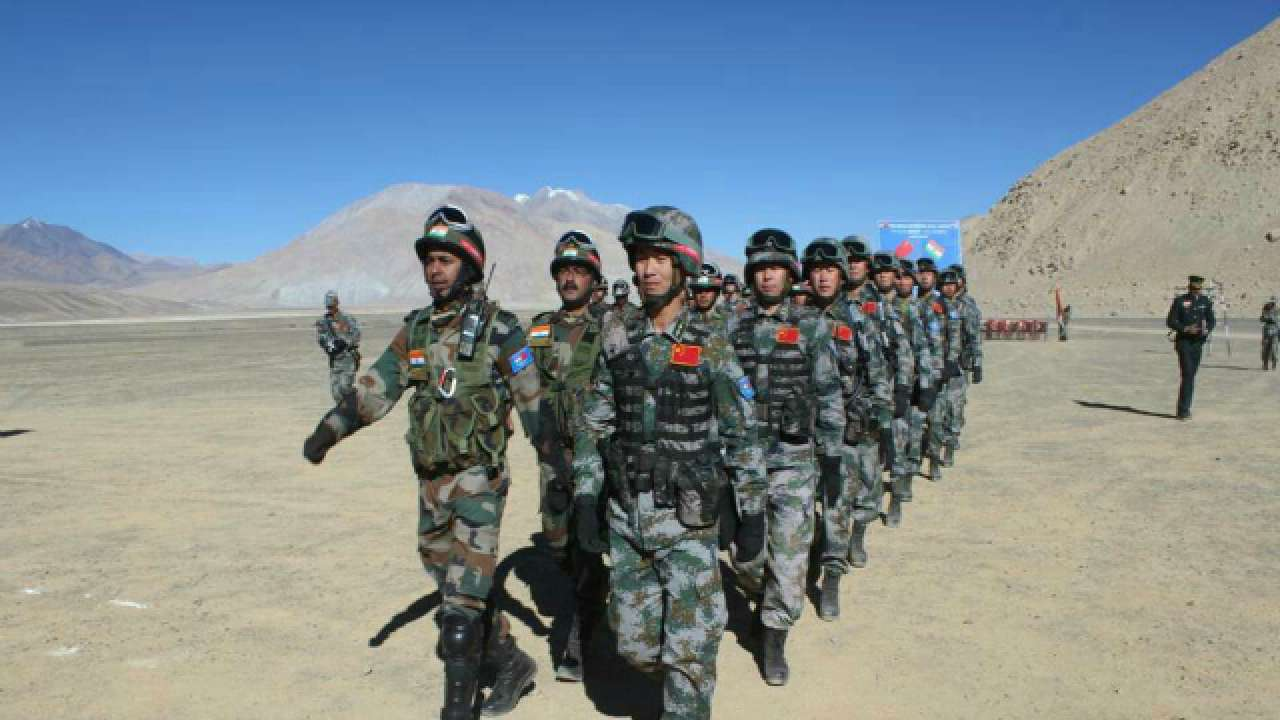 Hand In Hand India China To Resume Military Drills After One Year Gap