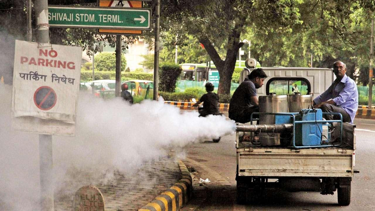 Delhi records 75 new dengue cases in first week of December