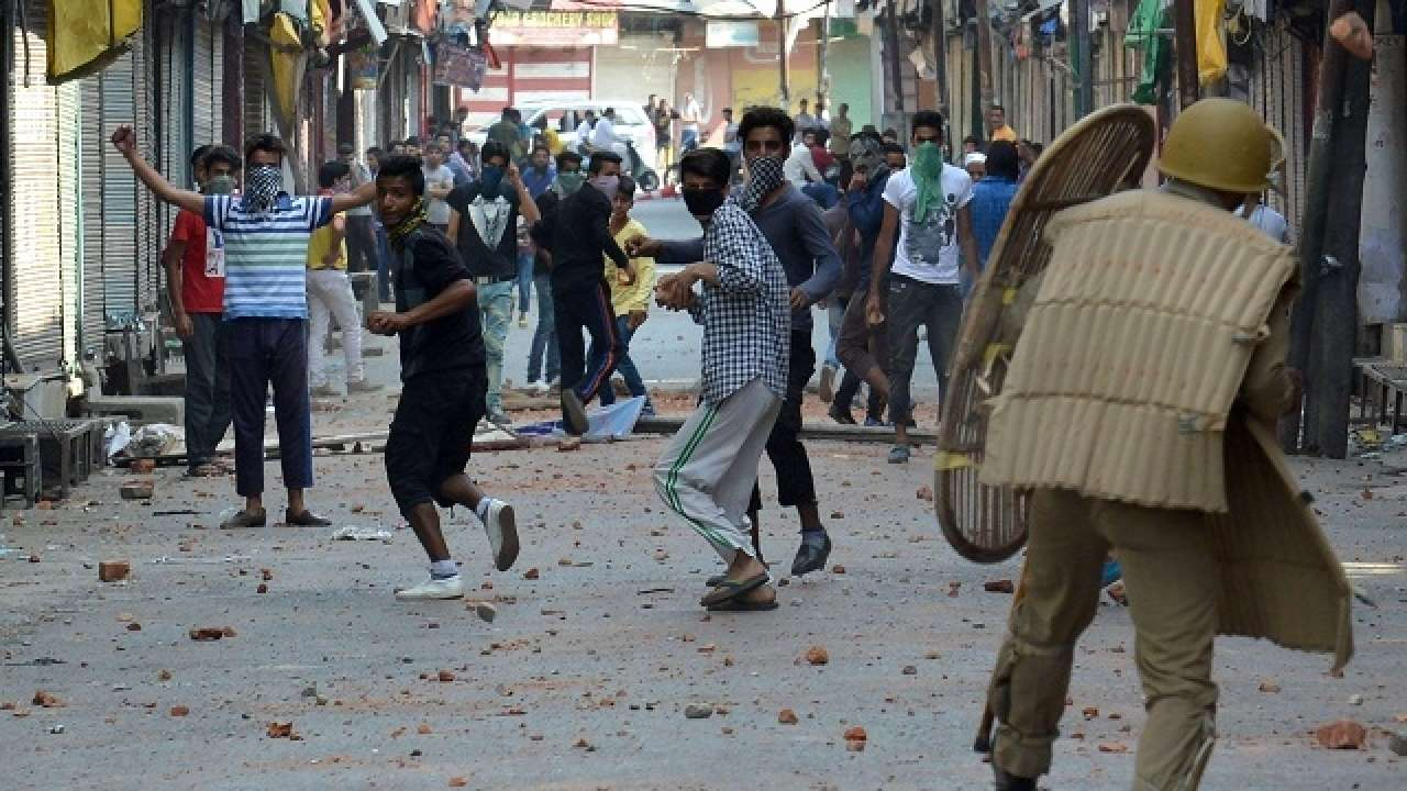 Image result for kashmiri stone pelters hd