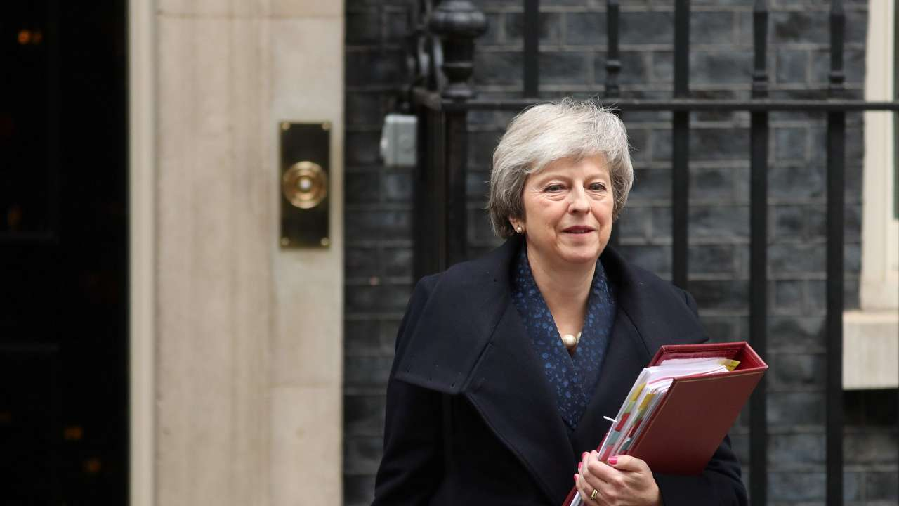 Another bites the dust: Ahead of no-confidence motion, Theresa May says won't fight next polls