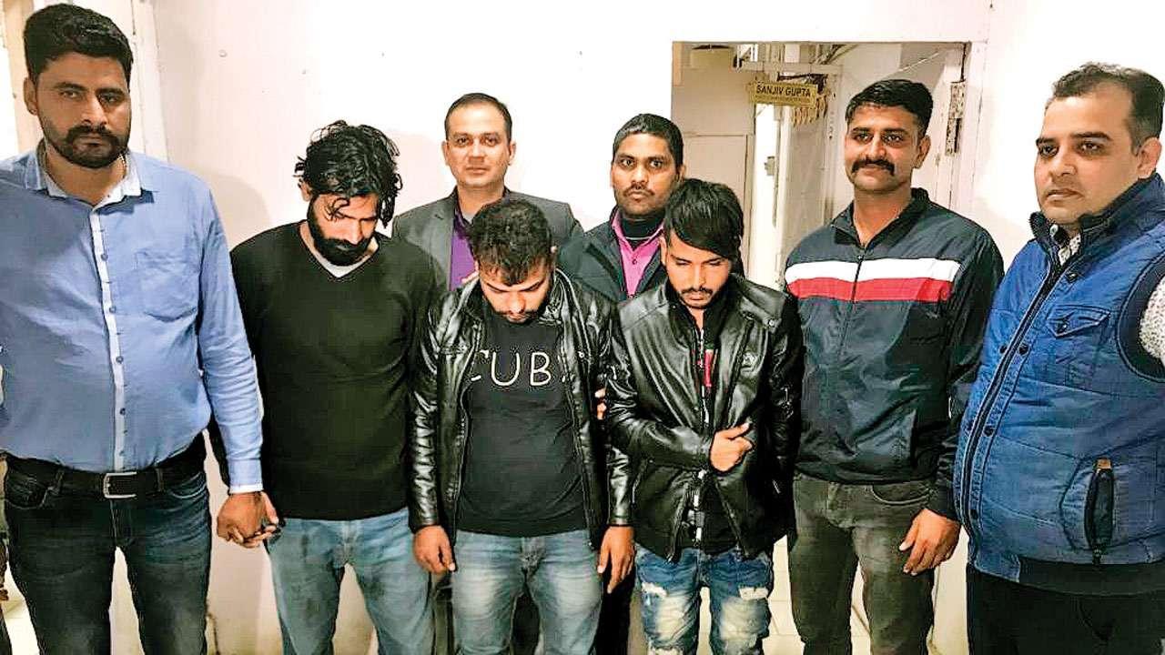 Three arrested for burglary in Delhi's Paharganj area