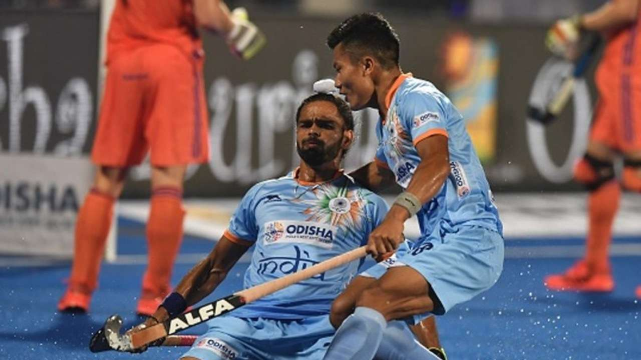 Men's Hockey World Cup: India striker Akashdeep Singh faces possible two-match suspension