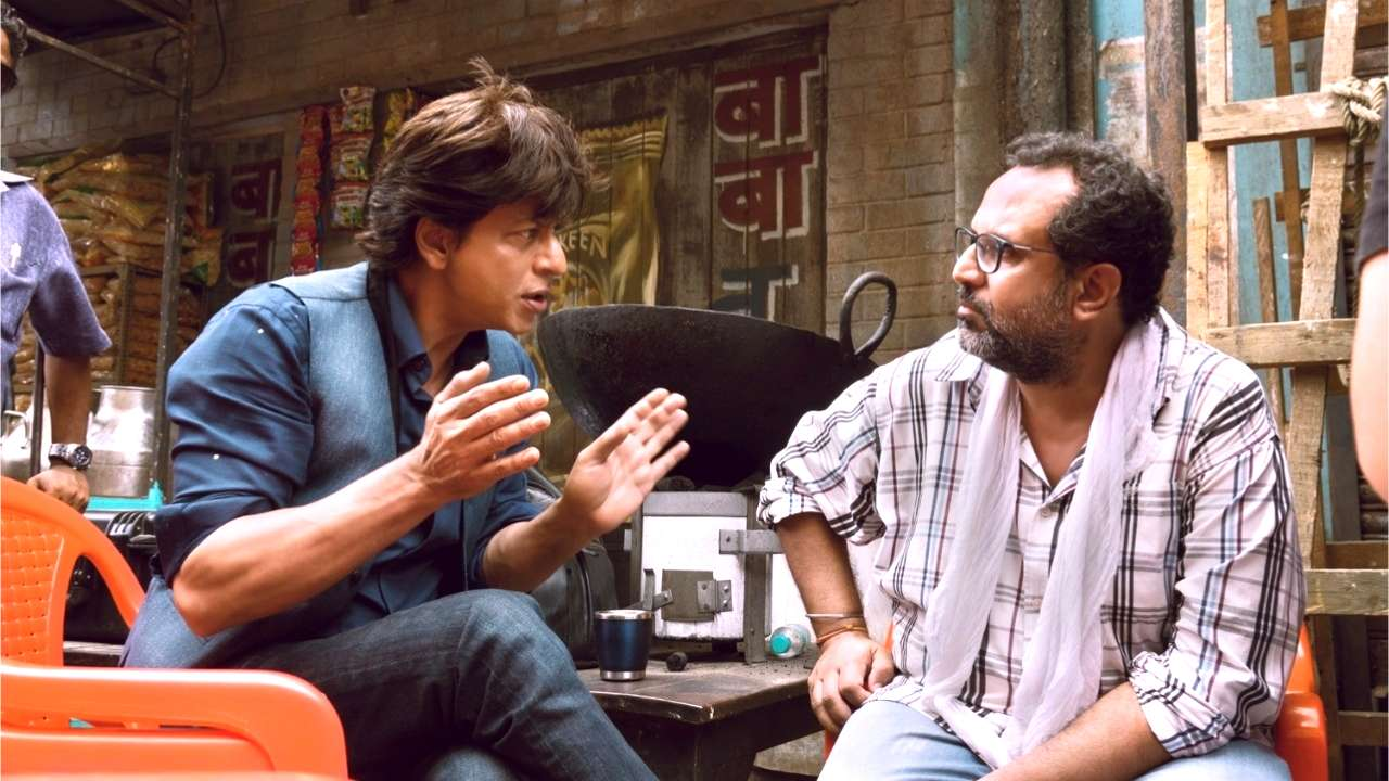 Did you know? Aanand L Rai recreated Meerut's Ghantagar in Film City for 'Zero'