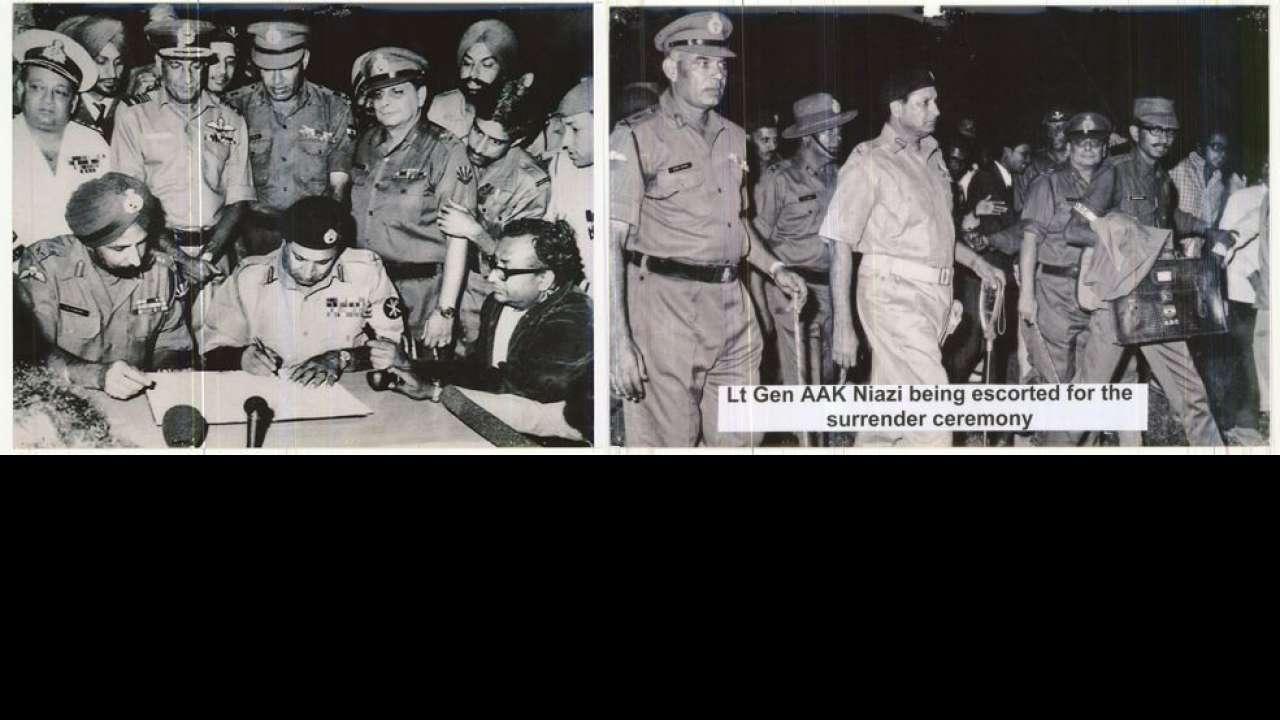 Army celebrates Vijay Diwas - the day India taught Pak a