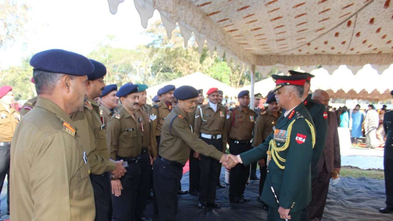 Army celebrates Vijay Diwas - the day India taught Pak a lesson they