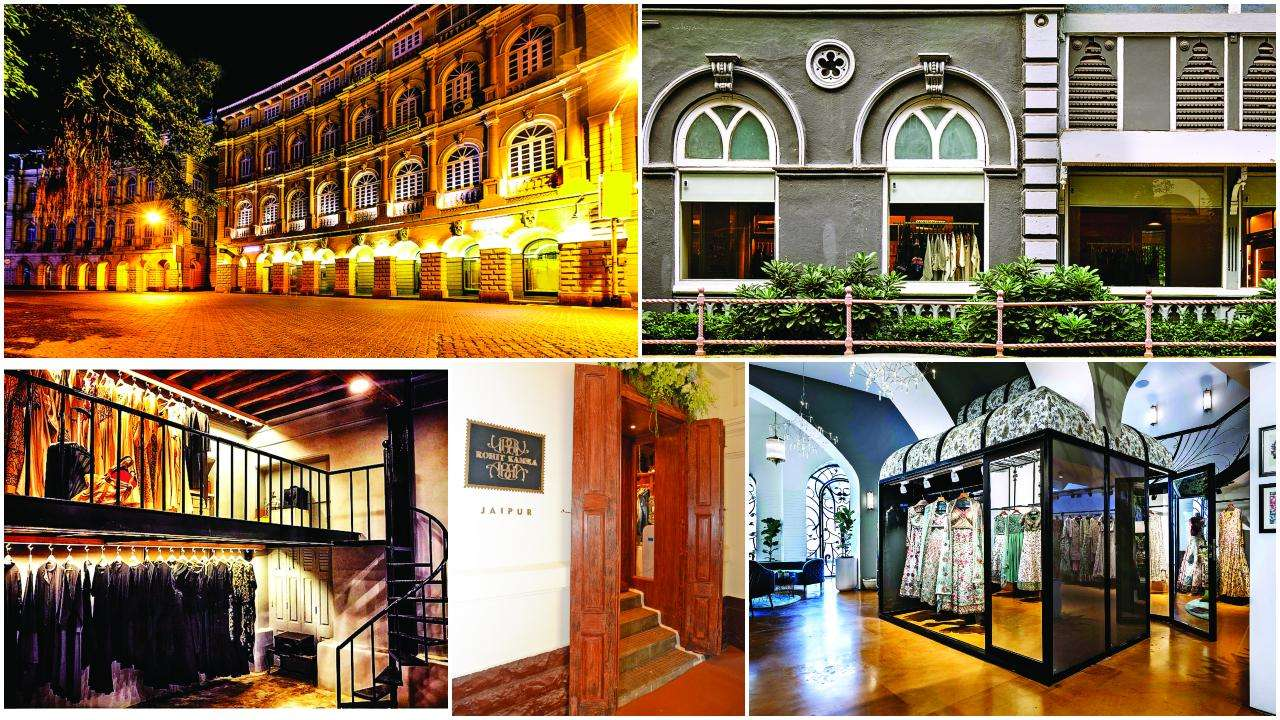 78335a230 SoBo gets uber-chic  It s raining fashion stores in Colaba