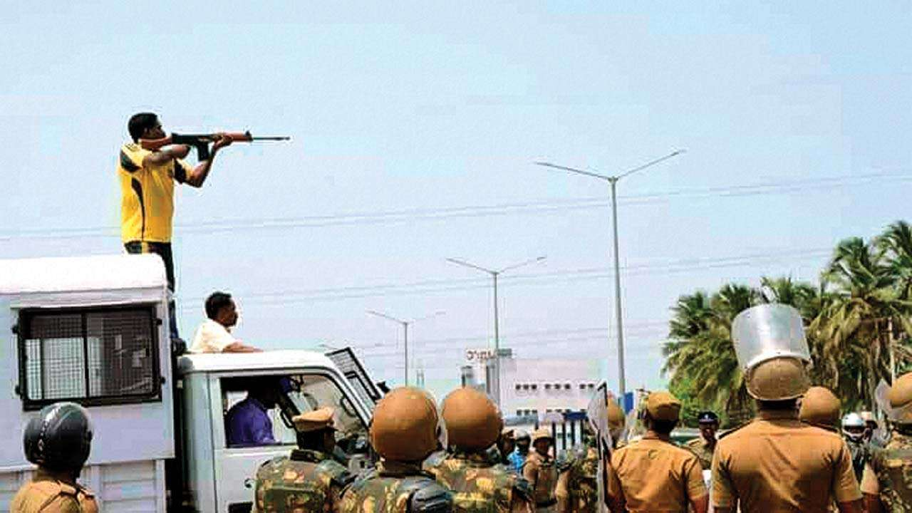 Thoothukudi Protests: Anti-Sterlite protesters killed by shots to ...