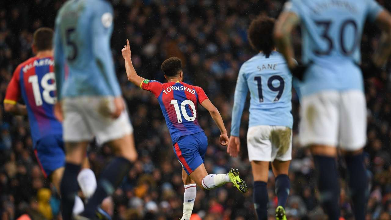 Image result for man city vs crystal palace