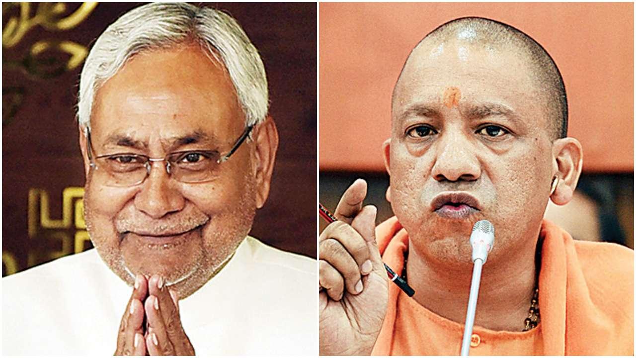 Nitish Kumar, Yogi Adityanath announce Atal Bihari Vajpayee statues in states