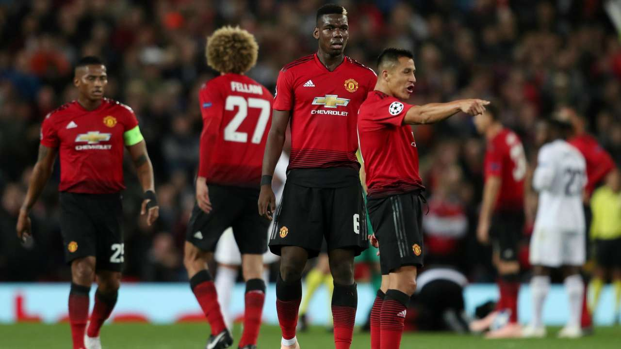 8a34522fb37 Manchester United vs Bournemouth
