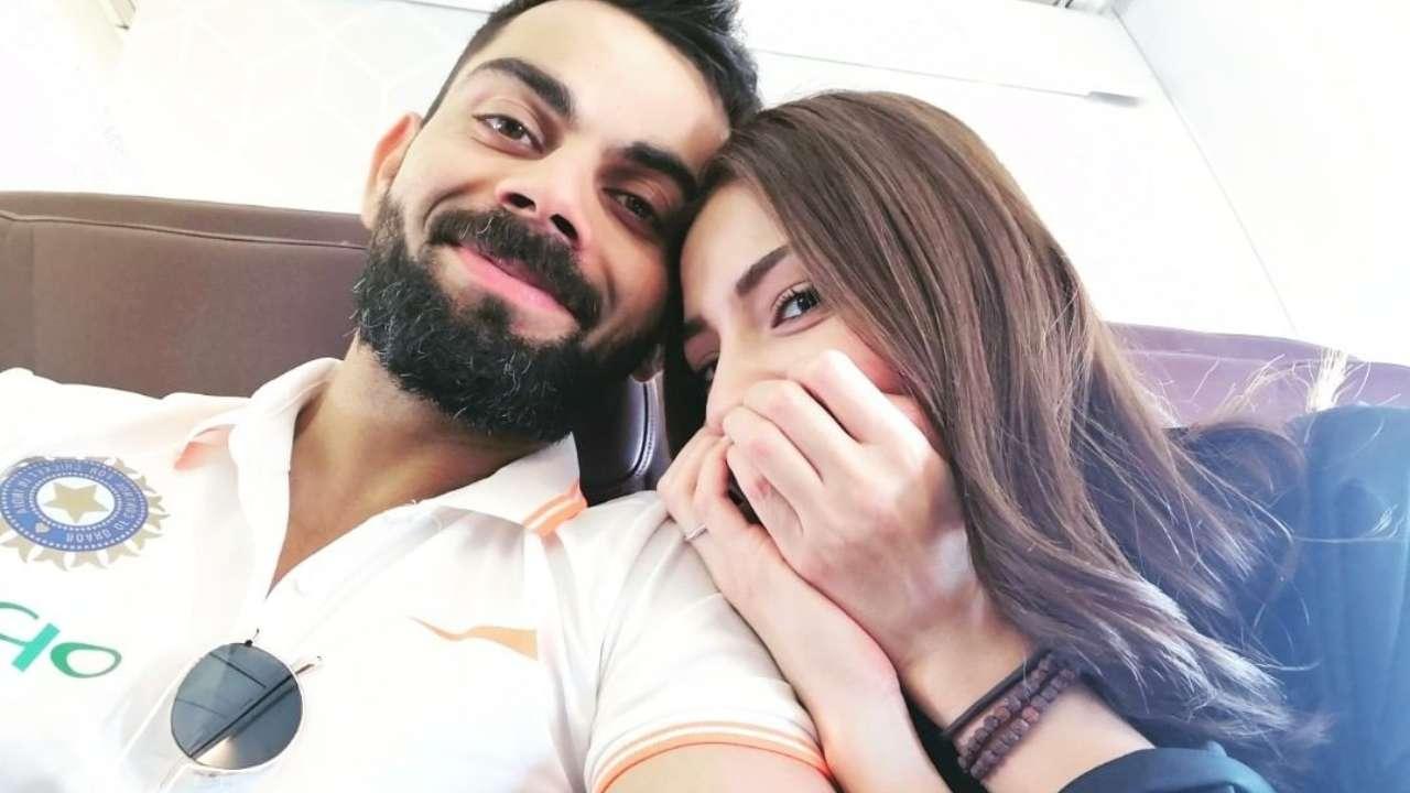 Happy New Year 2019 Virat Kohli And Anushka Sharma Look