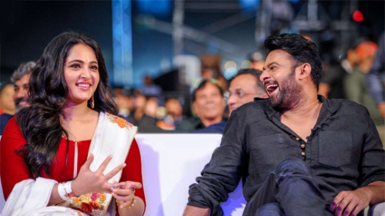 Watch: THIS cozy video of Baahubali co-stars Prabhas and