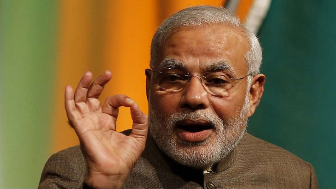 I came from nothing: PM Modi