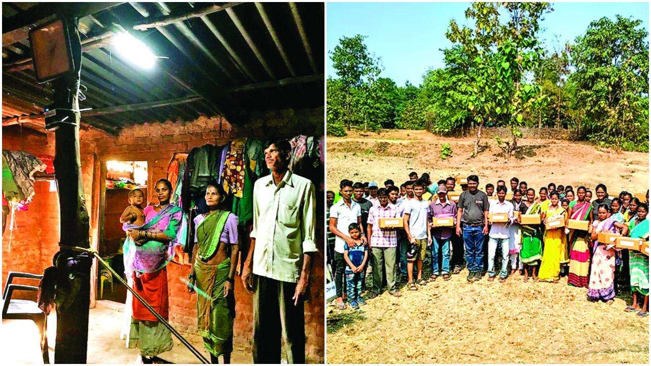 Ngo Chirag To Light Up 400th Village In