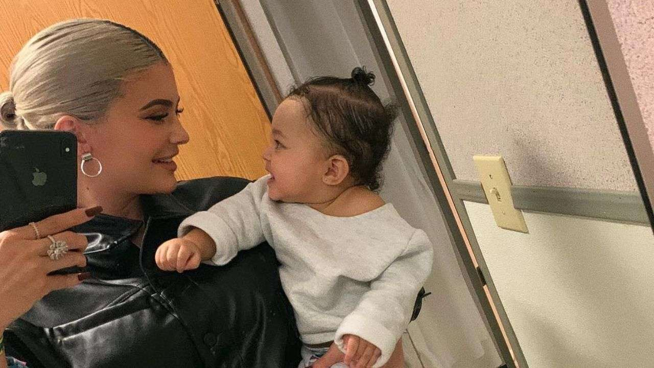 Kylie Jenner Travis Scott Can T Wait For Stormi S First