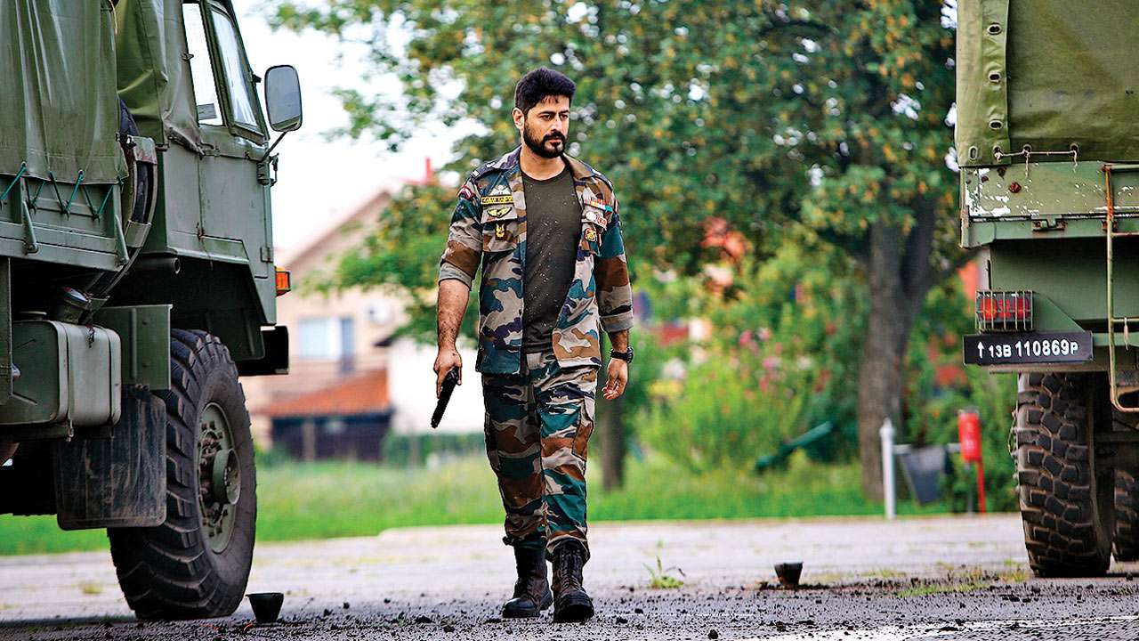 Mohit Raina makes his film debut with URI: The Surgical Strike