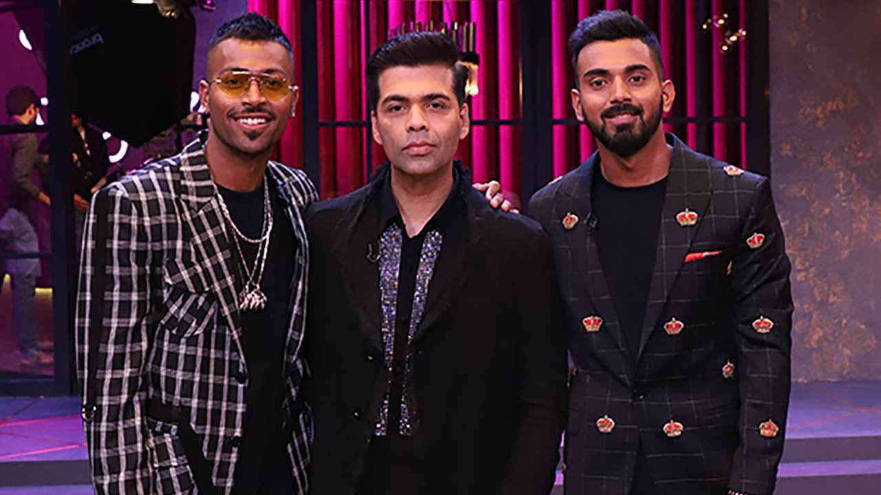 Hotstar takes down controversial 'Koffee With Karan' episode