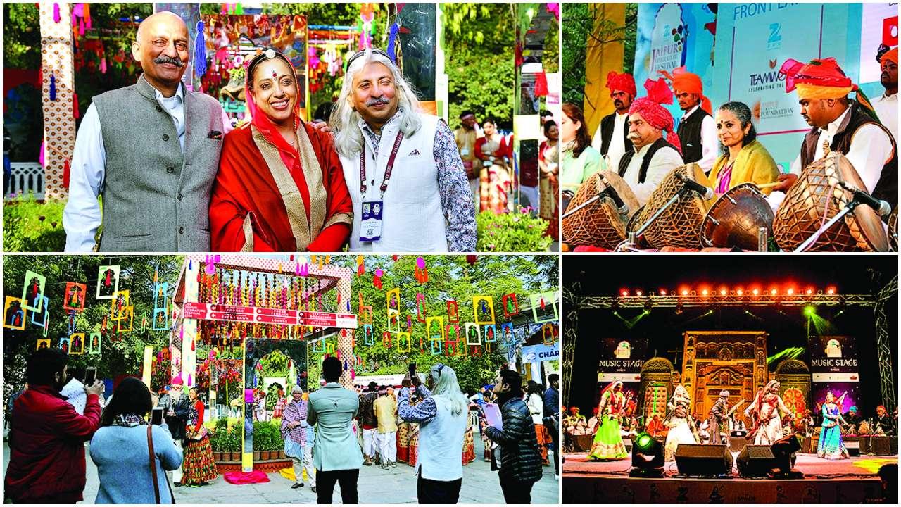 Image result for jaipur literature festival