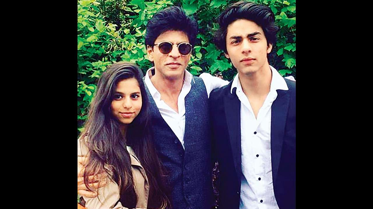 Shah Rukh Khan: Actors' kids have to learn to be actors