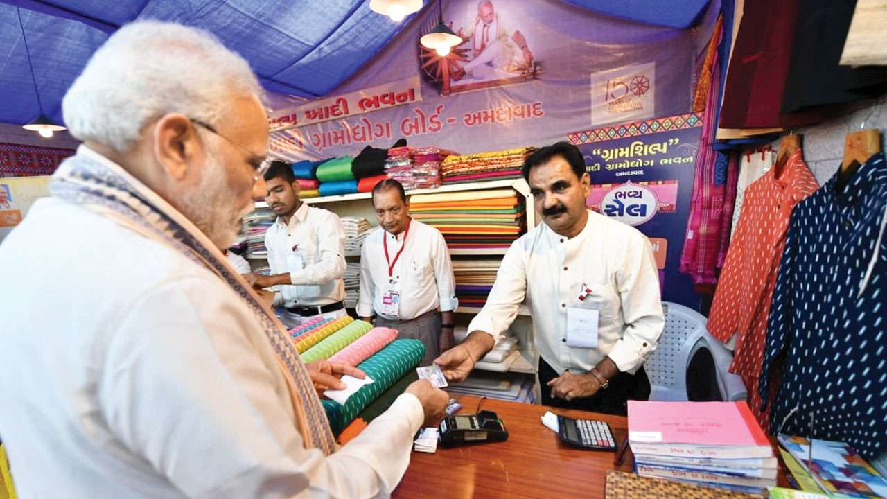 Shopping festival a sign of changing Ahmedabad, says PM Narendra Modi