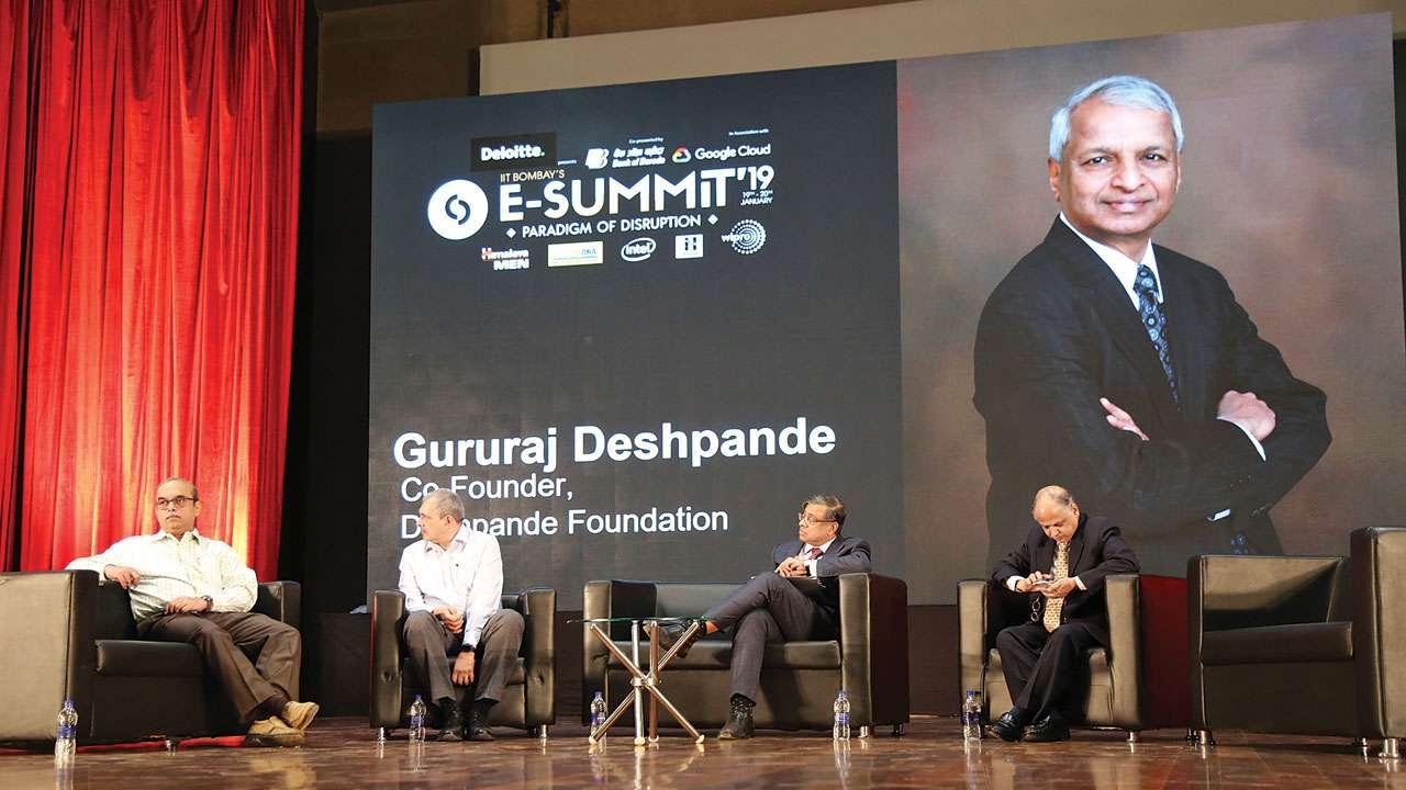 IIT Bombay's E-Summit