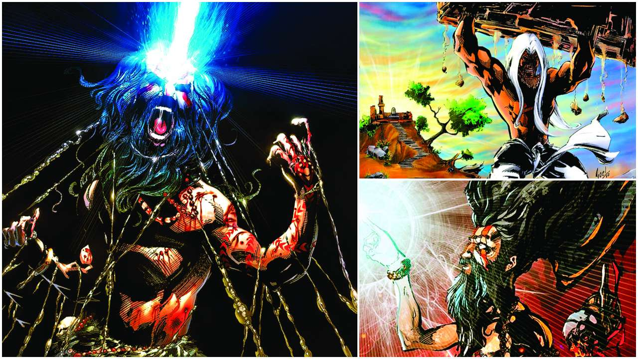 Comic Con: Vivek Goel on reimagining the Ramayana and the Indian