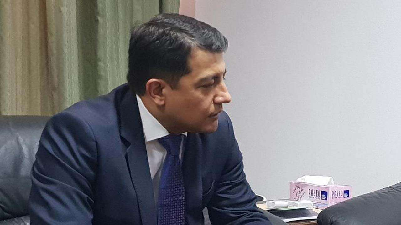Uzbekistan's Ambassador to India Farhod Arziev said connectivity is a key focus area for his country.
